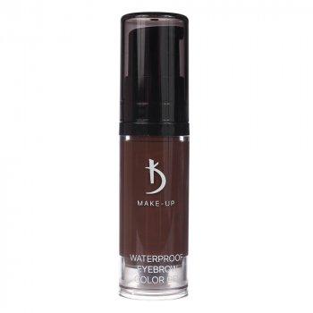 Гель для бровей водостойкий Waterproof eyebrow color gel Kodi Professional Make-up 7 мл №2 (20082215)