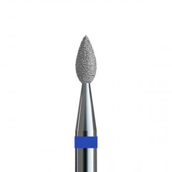 Фреза алмазная №161 V104.257.524.018 Kodi пламя маленькое 257 средний абразив d 1.8 мм (20090029)
