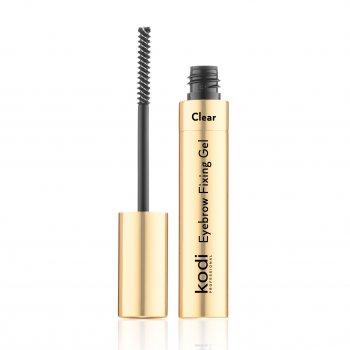 Фиксирующий гель для бровей Eyebrow fixing gel Kodi Professional Make-up 7 мл Прозрачный (20044169)