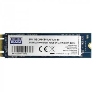 Накопитель SSD M.2 2280 120GB GOODRAM (SSDPR-S400U-120-80)