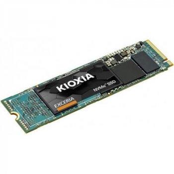 Накопитель SSD M.2 2280 500GB EXCERIA NVMe KIOXIA (LRC10Z500GG8)