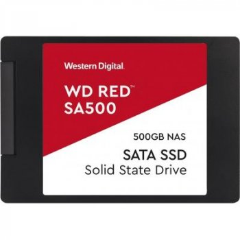 Накопитель SSD 2.5 дюйма 500GB WD (WDS500G1R0A)