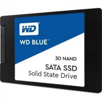 Накопитель SSD 2.5 дюйма 250GB WD (WDS250G2B0A)