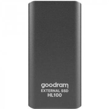 Накопитель SSD USB 3.2 512GB HL100 GOODRAM (SSDPR-HL100-512)