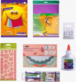 Подарочный набор ZiBi для декора и творчества Tea Time (ZB.9996)