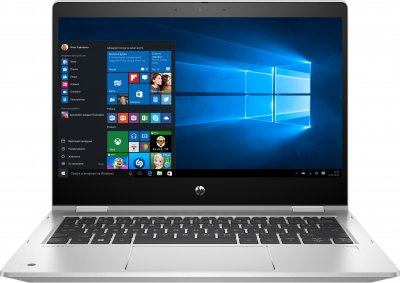 Ноутбук HP ProBook x360 435 G7 (1L3L2EA) Pike Silver