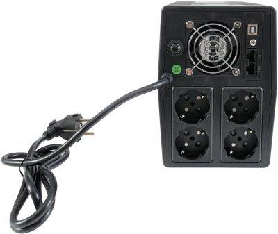 Tescom Leo II line-Interactive Pro LCD 1500 BA (Leo1500ALCD)