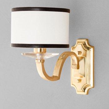 Бра настенное с абажуром Light House ES-15906/1W золото