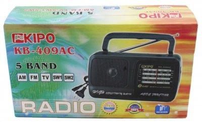 Радиоприемник Kipo KB-409AC (t2466)