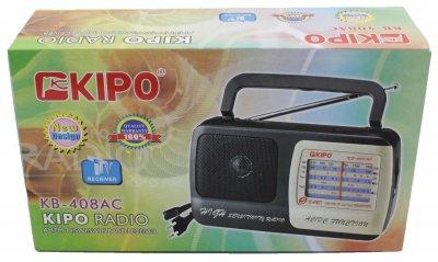 Радиоприемник Kipo KB-408AC (t2492)