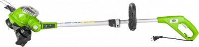 Тример електричний Greenworks GST5033M Deluxe (21277)