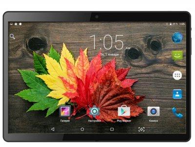 Планшет-телефон Adronix MT116 2GB RAM Matte Black + Чехол-клавиатура + Карта памяти 32GB