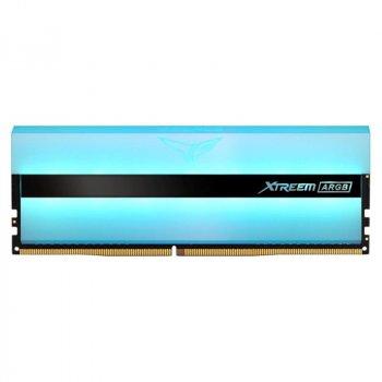 DDR4 2x8GB/3600 Team T-Force Xtreem ARGB White (TF13D416G3600HC18JDC01)