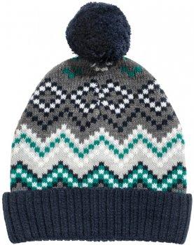 Зимняя шапка H&M 1hm042200041 44 см Зеленая (2000000256856)