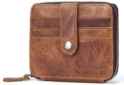 Картхолдер Vintage 14936 Светло-коричневый
