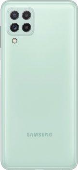 Мобільний телефон Samsung Galaxy A22 4/64GB Light Green (SM-A225FLGDSEK)