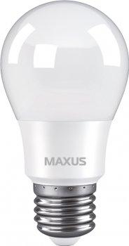 Лампа світлодіодна MAXUS A55 8 Вт 4100 K 220 В E27 (1-LED-774)