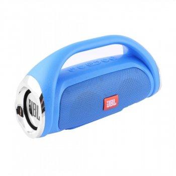 Портативная колонка BOOMBOX SMALL bluetooth blue