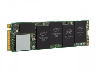 SSD накопитель SSD Intel 665P 2TB M.2 (2280) (PCIe/NVMe) 3D3 QLC (SSDPEKNW020T9X1)