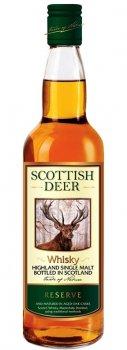 Виски ScottishDeer 3 года выдержки 0.7 л 40% (4840557002791)
