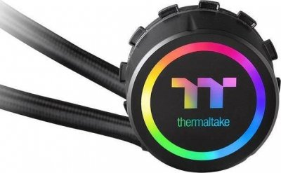 Водяное охлаждение Thermaltake Water 3,0 240 ARGB Sync Edition (CL-W233-PL12SW-A)