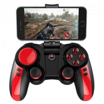 Беспроводной Геймпад Джойстик Bluetooth IPEGA PG-9089 Pirate для PC iOS Android Smart TV - для PUBG mobile, WOT Blitz