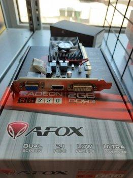 Відеокарта Afox Radeon RX 560 2GB DDR3 (AFR5230-2048D3L4) (6673746)