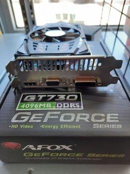 Відеокарта Afox GeForce GT 730 4GB DDR5 (AF730-4096D5H5) (6673745)