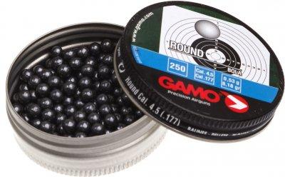 Кульки Gamo Round 0.53 г 250 шт. 4.5 (6320324)