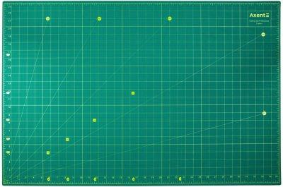 Килимок самовідновний для різання Axent Pro сантиметрова та дюймова шкала А1 (7904-A)