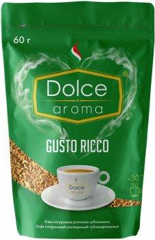 Кофе растворимый Dolce Aroma 60г