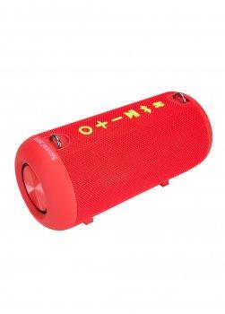 Колонка Silver Crest Bluetooth 25 ч красный (H1-770433)