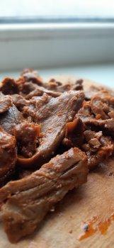Мясо растительное Grateful Food Соевое весовое 1кг.