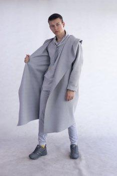 Мантия KVK мужская Grey (MMG)