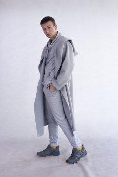 Мантия KVK мужская/подростковая Grey (MPG)