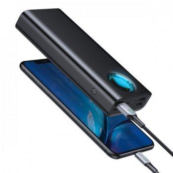 Павербанк Baseus 30000 мАч Power Delivery/Quick Charge 3.0 65W Black