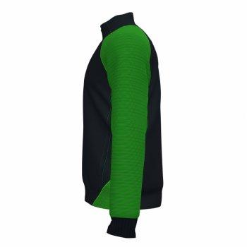 Олімпійка Joma Essential II 101535.117 колір: чорний/зелений