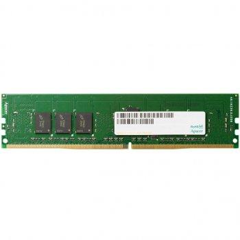 Оперативна пам'ять Apacer DDR4 8GB 2400 MHz CL17 DIMM Black (AU08GGB24CEYBGH)