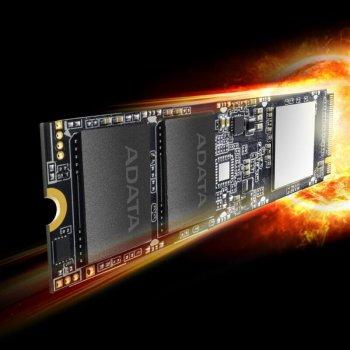 Накопичувач SSD A-DATA SX8100 4 ТВ M.2 PCIe 3.0 x4 3D V-NAND (ASX8100NP-4TT-C)