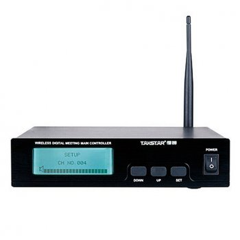 Цифрова безпроводова система конференц-зв'язку 2,4 G Takstar DG-C100RMS