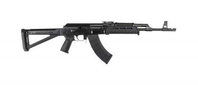 Приклад Magpul MOE AK Stock АК47/74 (для штампованої версії) чорний