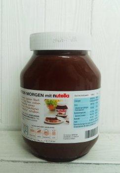 Шоколадно - ореховая паста Nutella 1000г (Германия)