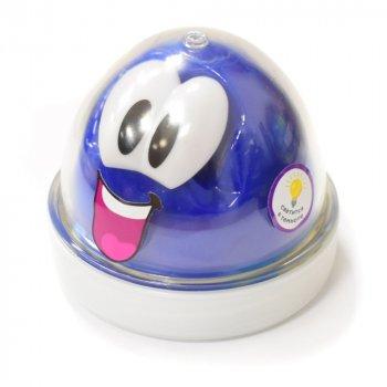 Пластилин для детской лепки Genio Kids Smart Gum светящийся в темноте Синий (HG03-2) (4814723002717-2)