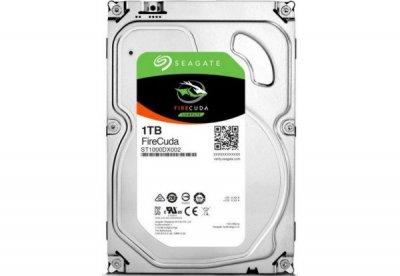"Жесткий диск 3.5"" 1Tb Seagate ST1000DX002 FireCuda Factory Recertified"