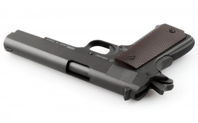 Пневматический пистолет KWC Colt 1911 KMB-76AHN