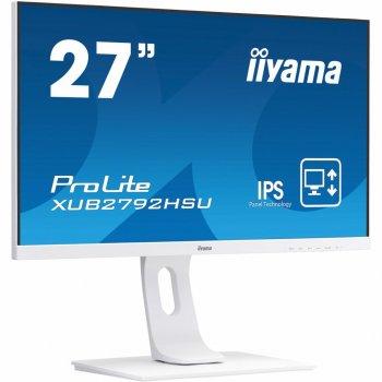 Монітор iiyama XUB2792HSU-W1 (XUB2792HSU-W1 C)