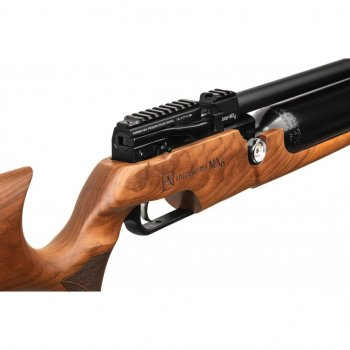 Пневматична гвинтівка Aselkon MX6 Matte Black Wood (1003369)
