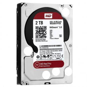 """Жорсткий диск 3.5"""" 2TB WD (WD2002FFSX)"""