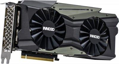 INNO3D PCI-Ex GeForce RTX 3080 Twin X2 OC LHR 10GB GDDR6X (320bit) (1725/19000) (HDMI, 3 x DisplayPort) (N30802-106XX-1810VA34H)