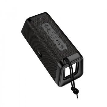 Беспроводная колонка Hoco BT5.0 IPX5 |AUX, TF CARD, FM, USB| Black